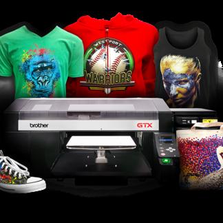 Impresora textil