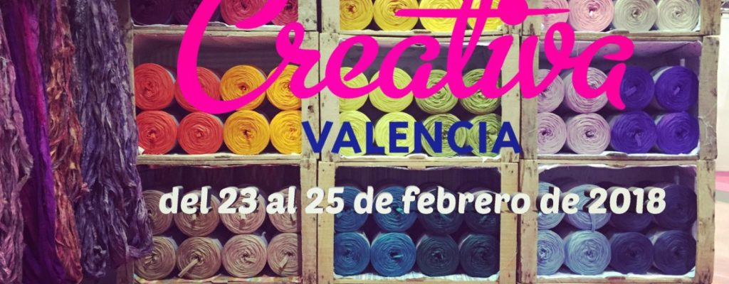 , Salón Creativa Valencia Febrero 2018 Grupo FB, Grupo FB, Grupo FB