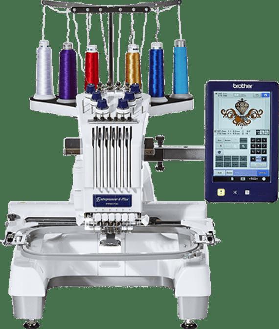 Máquina de bordar BROTHER PR670e | Grupo FB