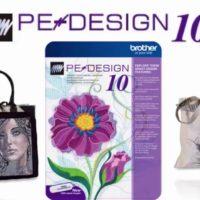 , Programa de diseño de bordados Pe Design 11, Grupo FB