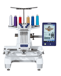 Máquinas de bordar semi-industriales