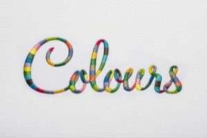 , Coloreel, revolución en el bordado,