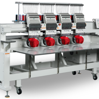 Máquinas bordar industriales