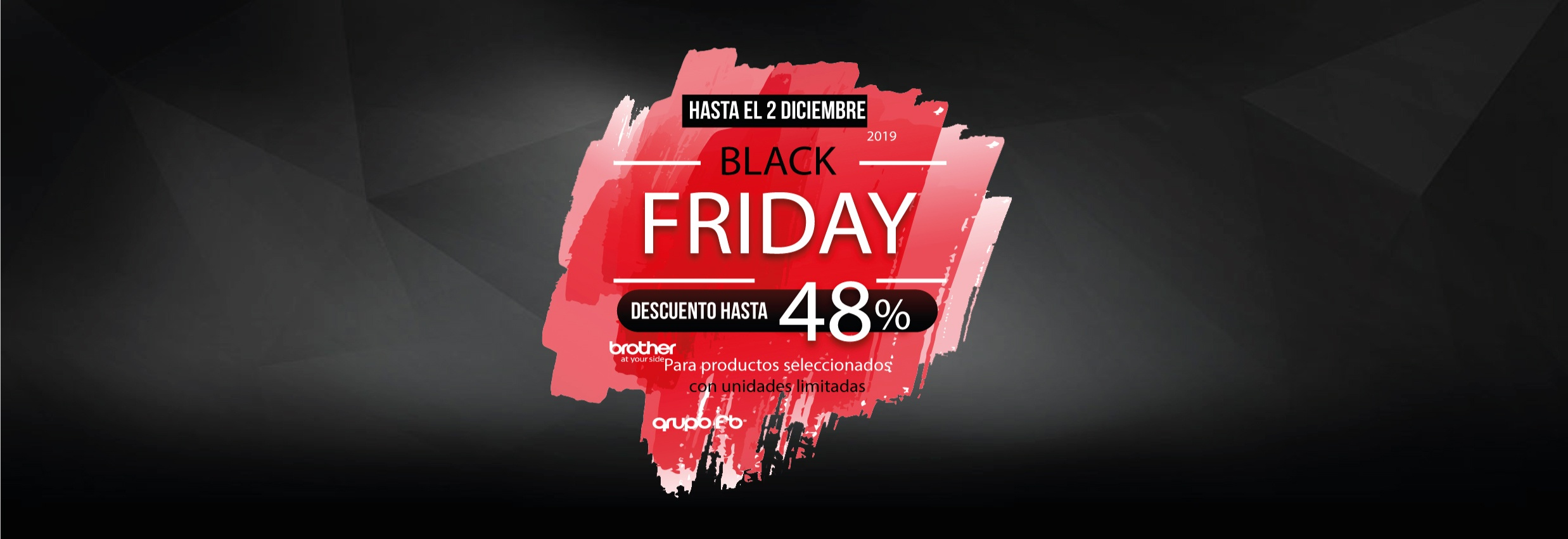 , Blackfriday 2019 Grupo FB, Grupo FB, Grupo FB