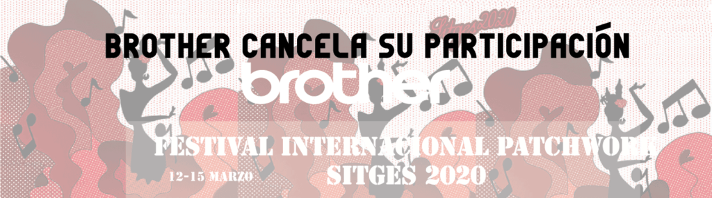 , BROTHER no asistirá a Feria Internacional Patchwork Sitges, Grupo FB, Grupo FB