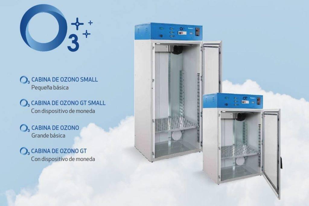 cabina de ozono, Cabina de ozono para desinfectar, Grupo FB, Grupo FB